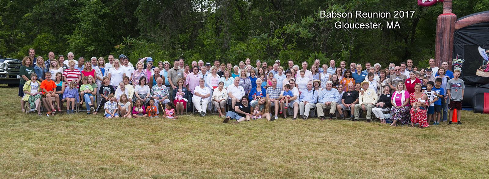 2017 Babson Reunion