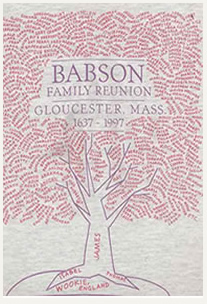 Babson Genealogy