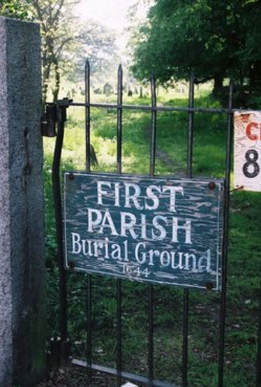 First Parrish Burial Ground