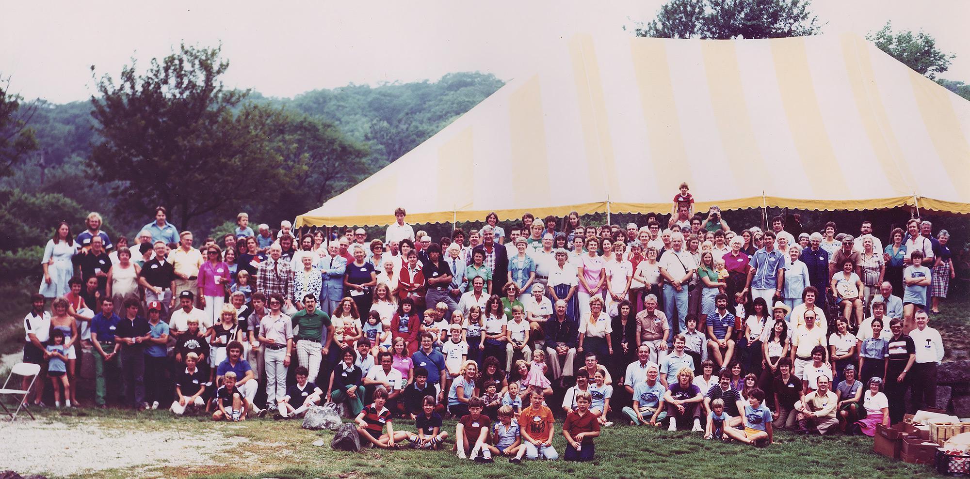 Babson Reunion 1981