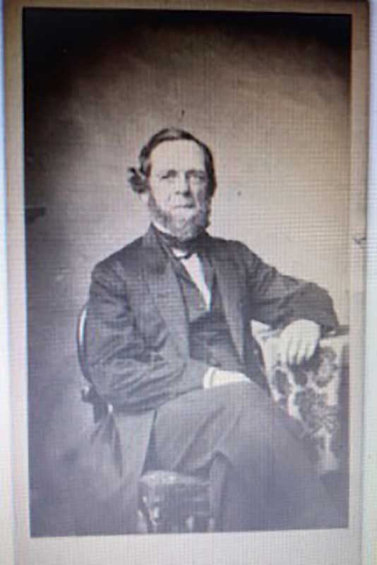 Honorable John James Babson
